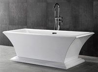 Акриловая ванна Abber (AB9238)