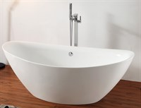 Акриловая ванна Abber (AB9248)