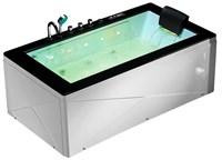 Акриловая ванна Gemy (G9258)