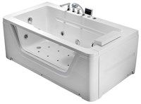 Акриловая ванна Gemy (G9225 K)