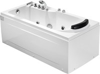 Акриловая ванна Gemy  (G9006-1.7 B L)
