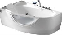 Акриловая ванна Gemy (G9046 K L)