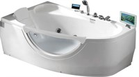 Акриловая ванна Gemy (G9046 O L)