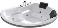 Акриловая ванна Gemy (G9053 B)