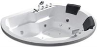 Акриловая ванна Gemy (G9053 K)
