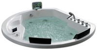 Акриловая ванна Gemy (G9053 O)