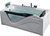 Акриловая ванна Gemy  (G9055 O L)