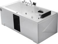 Акриловая ванна Gemy  (G9066 II K L)