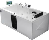 Акриловая ванна Gemy  (G9066 II O L)