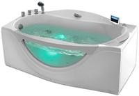 Акриловая ванна Gemy  (G9072 K L)