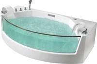 Акриловая ванна Gemy  (G9079)