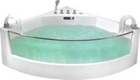 Акриловая ванна Gemy  (G9080)