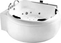 Акриловая ванна Gemy  (G9088 K)