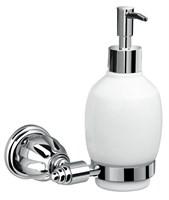 Дозатор жидкого мыла RUSH Socotra  (ST12810)