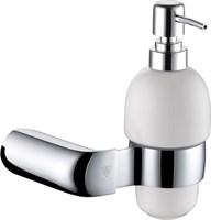 Дозатор  жидкого мыла RUSH Flores  (FL08810)