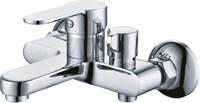 Смеситель одноручный для ванны RUSH Tenerife  (TE2835-44)