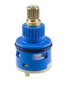 Картридж RUSH с керамическими пластинами D-35, низкий, синий (RSH102)