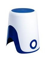 Корзина для белья 2в1 Fixsen Wendy FX-7073-89 синяя (FX-7073-89)