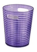 Ведро Fixsen Glady FX-09-79 6,6 л фиолетовое