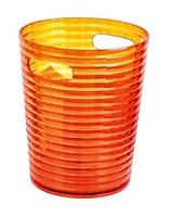 Ведро FX-09-67  6,6 л оранжевое