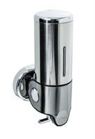 Дозатор для ж/м настенный 0,5 л  Fixsen Hotel FX-31012A пластик (FX-31012A)