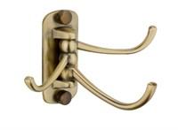 Крючок поворотный тройной Fixsen Antik FX-61105C (FX-61105C)