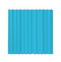 Шторка для ванной Fixsen FX-3003C голубая (FX-3003C)