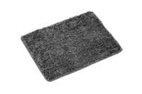 Коврик для ванной Fixsen Amadeo 1-ый серый, 50х70 см.  (FX-3001K)