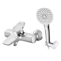 Смеситель для ванны и душа Am.Pm Spirit V2.0 F70A15000 (F70A15000)