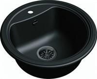 Мойка для кухни EWIGSTEIN Antik ( A- R50 антрацит ) 1-чаша D-520