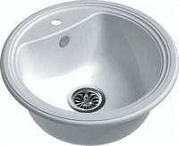 Мойка для кухни EWIGSTEIN Antik ( A- R50 иней ) 1-чаша D-520