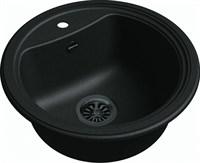 Мойка для кухни EWIGSTEIN Antik ( A- R50 черный ) 1-чаша D-520