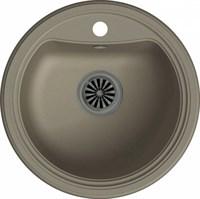 Мойка для кухни EWIGSTEIN Antik ( A- R50 темно-бежевый ) 1-чаша D-520