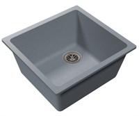 Мойка для кухни EWIGSTEIN подстольный монтаж  (EW- 4540 сер мет)
