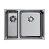 Кухонная мойка Omoikiri Tadzava 58-2-U/IF-IN-R нерж.сталь/нержавеющая сталь(4993773)