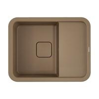 Кухонная мойка Omoikiri Tasogare 65-CA Artgranit/карамель(4993486)