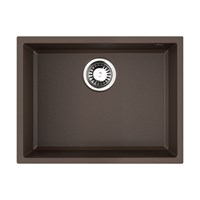 Кухонная мойка Omoikiri Tedori 54-U-DC Tetogranit/темный шоколад(4993992)
