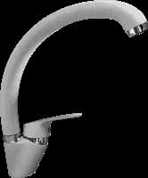 Смеситель для кухонной мойки GranFest  GF 3323  (3323 серый)