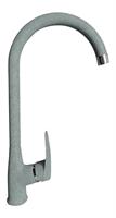 Смеситель для кухонной мойки GranFest  GF QUARZ Z3424  (Z3424 серый)