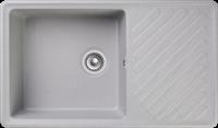 Мойка для кухни GranFest QUARZ Z 53 (Z 53 серый) 479x851
