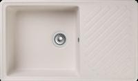Мойка для кухни GranFest QUARZ Z 53 (Z 53 белый ) 479x851