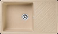 Мойка для кухни GranFest QUARZ Z 53 (Z 53 бежевый) 479x851