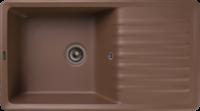 Мойка для кухни GranFest QUARZ Z 73 (Z 73 терракот) 475x850