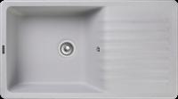 Мойка для кухни GranFest QUARZ Z 73 (Z 73 серый) 475x850