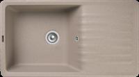 Мойка для кухни GranFest QUARZ Z 73 (Z 73 песочный) 475x850