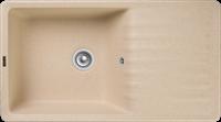 Мойка для кухни GranFest QUARZ Z 73 (Z 73 бежевый) 475x850