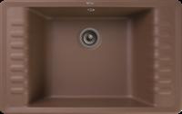 Мойка для кухни GranFest QUARZ Z 71 (Z 71 терракот) 475x752