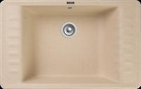 Мойка для кухни GranFest QUARZ Z 71 (Z 71 бежевый) 475x752