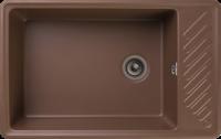 Мойка для кухни GranFest QUARZ Z 51 (Z 51 терракот) 476x753