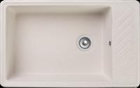 Мойка для кухни GranFest QUARZ Z 51 (Z 51 белый ) 476x753